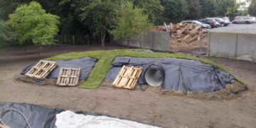 MOS – aanleg tuin huis 69
